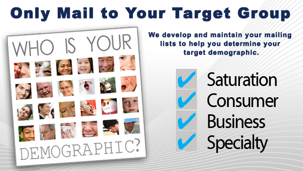 Mailing Unlimited Data Target slider